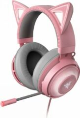 Razer Kraken Gaming Headset Kitty Edition - PC - Roze