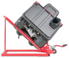 ClipLift - Hydraulischer Heber für Rasentraktoren und Aufsitzmäher 6031-X1-0013
