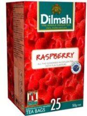 Dilmah Framboos/raspberry thee 20 Stuks