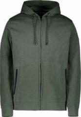 Groene Cars Jeans Iscar Hood Sw 40295 19 Army