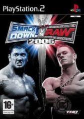 THQ Smackdown Vs Raw 2006 PS2