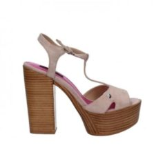 Fornarina PE17KY1012S0 Sandalo Donna NUDE 37