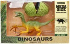 LG Dinosaurus met ei en baby