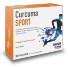 Pensa Benessere Pensa Innovia Curcuma Sport utile per la funzione articolare 20 bustine