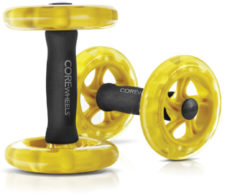 SKLZ Core Wheels Buikspierwielen - Inclusief Trainingsgids