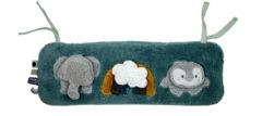 Snoozebaby Activity patch - activiteiten speelgoed van textiel