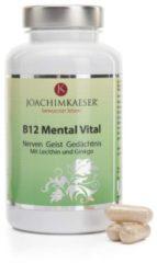 Joachim Kaeser B12 Mental Vital, 90 oder 120 Kapseln - 90 Kapseln