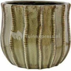 Ter Steege Pot Manon taupe bloempot binnen 18 cm