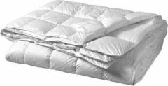 Witte Socratex Exquisite | donzen dekbed | 90% ganzendons | 4- seizoenen - 140x200 cm
