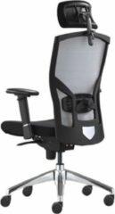 Zwarte Top Line Bureaustoel Ergonomisch |Aiden|Thuisgebruik|Full time gebruik|