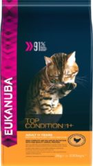 Eukanuba Cat Adult - Top Condition 1+ - Kip - Kattenvoer - 2 kg