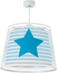 Star Bright Starbright Hanglamp Sterretje Junior 65 X 24 Cm Wit/blauw