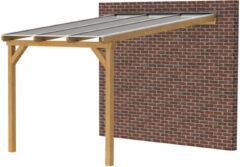 Woodvision Douglasvision | Veranda 300x300 | Heldere dakplaat