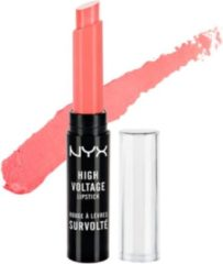 Roze NYX Professional Makeup NYX High Voltage Lipstick - HVLS07 Beam