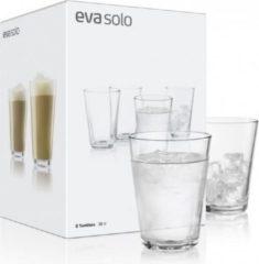 Transparante Drinkglazen, 8 stuks 0,38L - Eva Solo