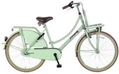 26 Zoll Popal Daily Dutch Basic+ TR26N3 Damen Holland Fahrrad 3 Gang Popal Pistazie
