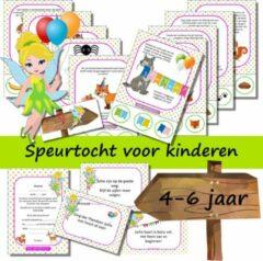 Speurfactory Speurtocht voor kinderen - Het Boselfje en het dierenfeest - 4 t/m 6 jaar - kinderfeestje - speurtocht- speurpakket - compleet draaiboek - PRINT ZELF UIT!