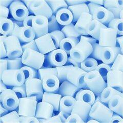 Creotime Strijkkralen 5 Mm 1100 Stuks Lichtblauw