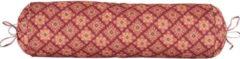 Rode Pip Studio Poppy Stitch sierkussen 22 x 70 cm