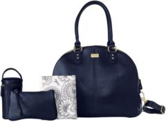 Isoki Luiertas Madame Polly Nappy Bag donkerblauw Isoki Luiertas Madame Polly Nappy Bag Navy