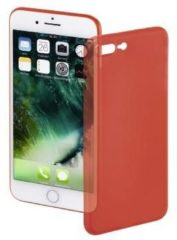Rode Hama Cover Ultra Slim Voor Apple IPhone 7 Plus/8 Plus Rood