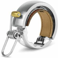 Zilveren Knog OI Luxe Bike Bell - Fietsbellen