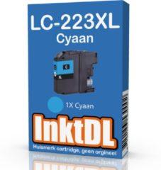 INKTDL inktcartridge voor LC-223 / LC-221 | Cyaan