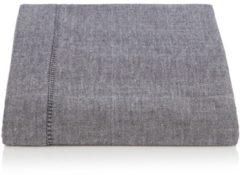 Antraciet-grijze Kook Tafelkleed van katoen 140 x 230 cm