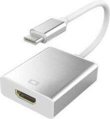 Garpex® USB Type-C 3.1 naar HDMI Adapter (4K) Zilver 23cm
