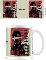 ABYSTYLE CALL OF DUTY : BLACK OPS COLD WAR - Top Secret - Mug 315ml