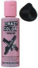 Crazy Color by Renbow Crazy Color no 030 Black 100 ml U