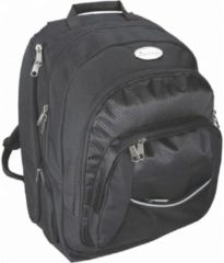 Juscha *rugzak Lightpack advantage 49 x 35 x 23 cm zwart