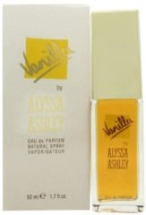 Alyssa Ashley Trendy line vanilla eau de toilette 50 Milliliter