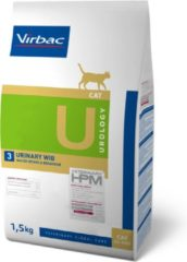 HPM Veterinary VIRBAC HPM feline urology urinary WIB U3 1,5KG