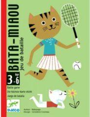 Djeco - Kaartspel Bata-Miaou - 3-6j