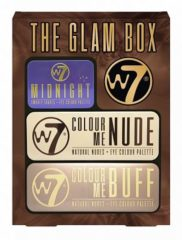 W7 The Glam Box - Make up Geschenkset