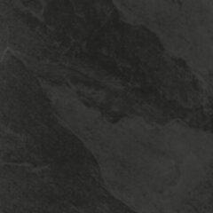 Antraciet-grijze Kerabo Vloer- en wandtegel My Stone Nero 60x60 cm Gerectificeerd Natuursteen look Mat Antraciet SW07311435