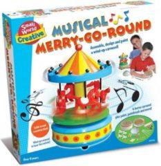 Creative Musical Merry-Go-Round - Paardenmolen maken