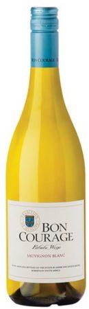 Afbeelding van Bon Courage Sauvignon Blanc, 2020, Robertson, Zuid-Afrika, Witte Wijn