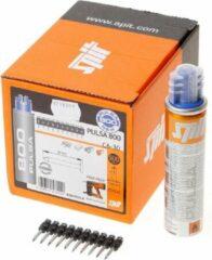 Spit pulsa nagel C 6 x 30mm + gas p800