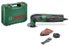 Bosch Home and Garden PMF 220 CE 0603102000 Multifunctioneel gereedschap Incl. accessoires, Incl. koffer 12-delig 220 W