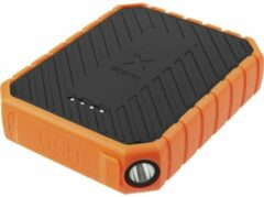 Xtorm XR101 powerbank Zwart, Oranje Lithium-Polymeer (LiPo) 10000 mAh
