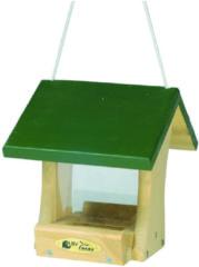Cj Wildlife Wildbird Voederhuis Groen Dak Reno - Voederhuis - per stuk