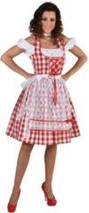 Beige Magic by freddy Boeren Tirol & Oktoberfest Kostuum | Bertha Bierstube Oktoberfest | Vrouw | Small | Bierfeest | Verkleedkleding