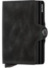 Zwarte Secrid Twin Wallet pasjeshouder black vintage