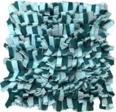 Adori Snack- En Speelmat - Speelgoed - 30x30 cm Grijs Groen