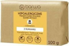 Barwa Hue - Hypoallergenic traditional Polish gray chamomile soap - 100ML