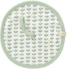 Groene Fresk speendoekje Leaves mint