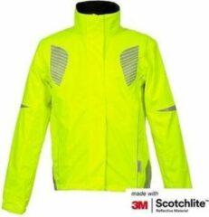 Gele Salzmann/3M Reflective Bicycle Jacket S/M
