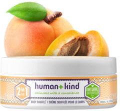 Human+Kind Body Souffle Lichaamscreme Vegan (200ml)